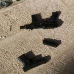 Detectores de metal y mentiras palestinas