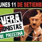 Despliegue feroz de odio a Israel en Argentina