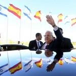 Rivlin ensalza al rey Felipe y la unidad de España