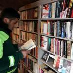 La biblioteca de la basura