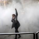El volcán iraní entra en erupción
