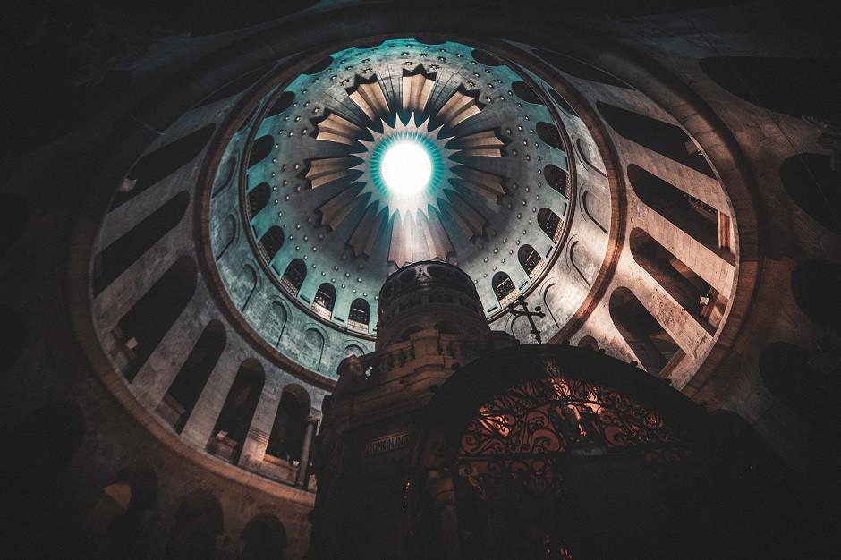 Santo Sepulcro Jerusalén Israel 940x626