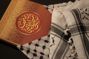 corán kefia palestina 940x626