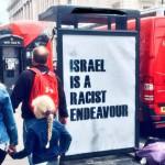 Israelofobia en las marquesinas de Londres