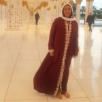 Una ministra israelí en Emiratos