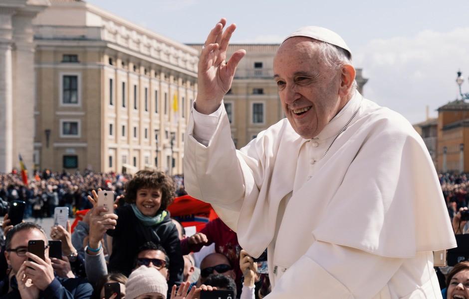 Bergoglio Pope Franciscus