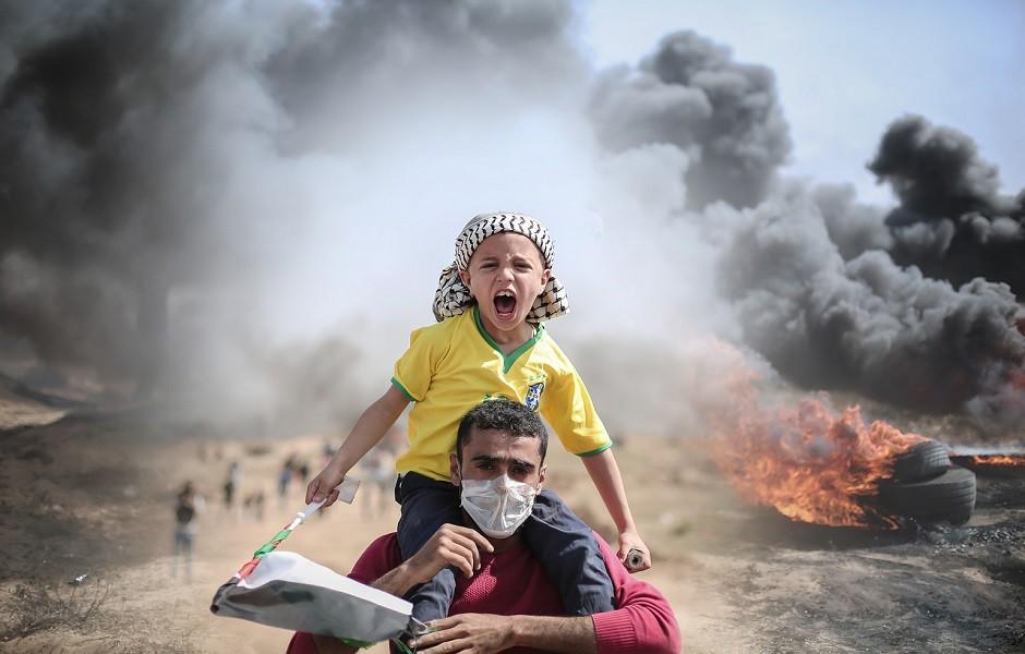 gaza-palestina-niño-bandera 940x600