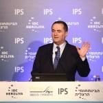 Israel (Katz), ministro de Exteriores de Israel