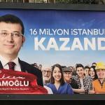 Alcalde Imamoglu: a Erdogan le ha surgido un rival de peso