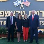 Altos del Golán, Altos de Trump