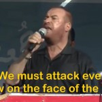 Un capo de Hamás insta al exterminio de los judíos «en todo el mundo»