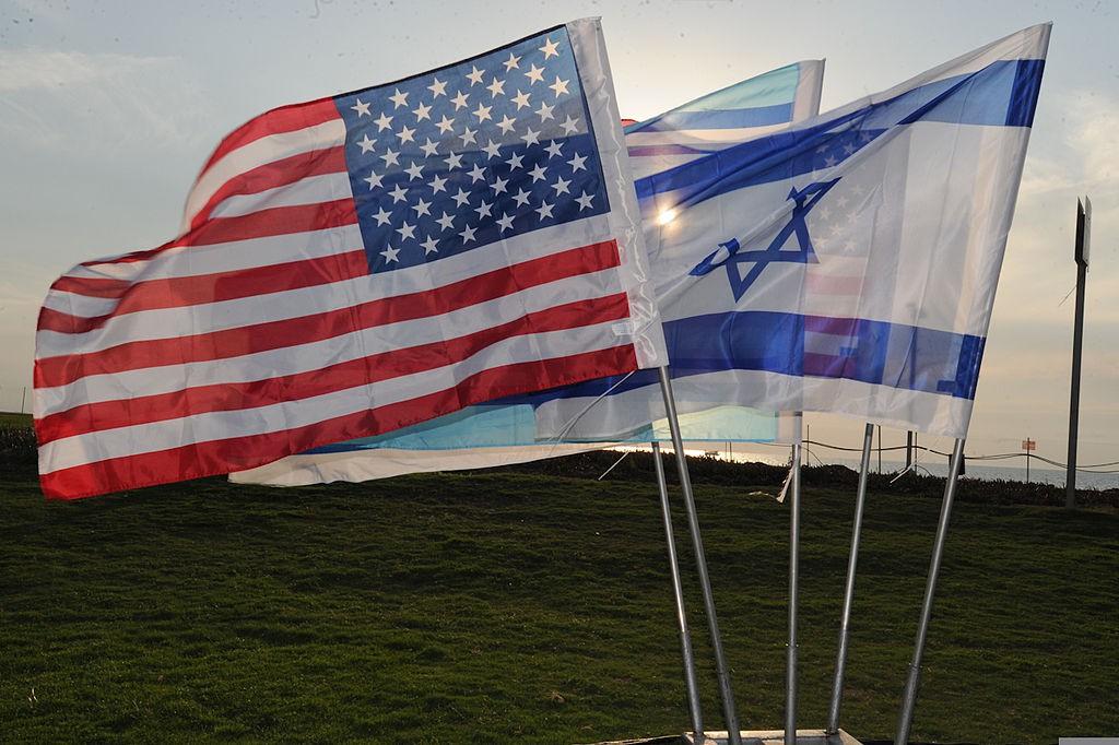 banderas-eeuu-israel