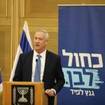 Gantz debe decantarse por Netanyahu antes que por Odeh