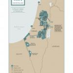 Acuerdo del Siglo: el mapa