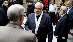 Mohamad Haj Abolghasemi, fallecido por coronavirus en marzo de 2020.