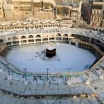El coronavirus vacía La Meca