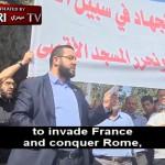 El islamismo palestino, exultante con la oleada de terrorismo islamista en Europa